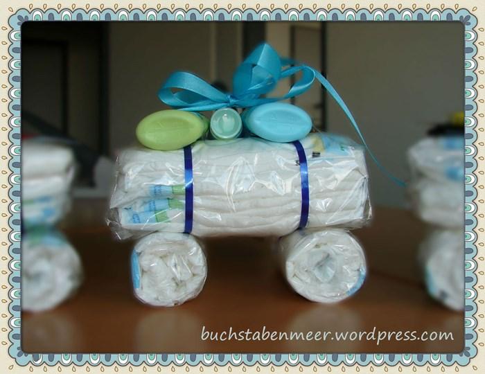 geschenkidee geldgeschenk zur geburt windelzug buchstabenmeer. Black Bedroom Furniture Sets. Home Design Ideas