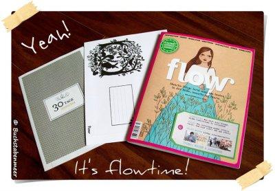 die 3. Ausgabe von Flow