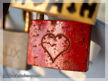 Montagsherz 31 Liebesschloss
