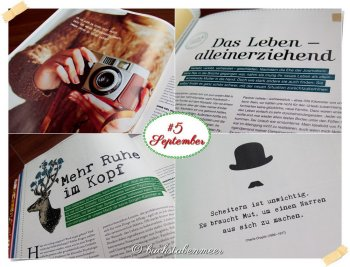 Flow Magazin September Nr. 5