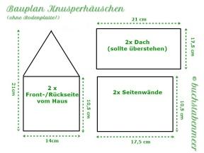 Rezept Knusperh 228 Uschen Lebkuchenhaus Buchstabenmeer