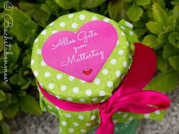 Muttertagsgeschenk deckel