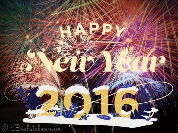 Frohes Neues Jahr! – ✿ Buchstabenmeer ✿